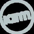 i am mangaka! Logo